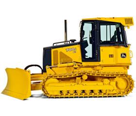 Tractor Topador John Deere 700J