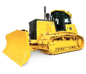 Tractor Topador 850J LPG